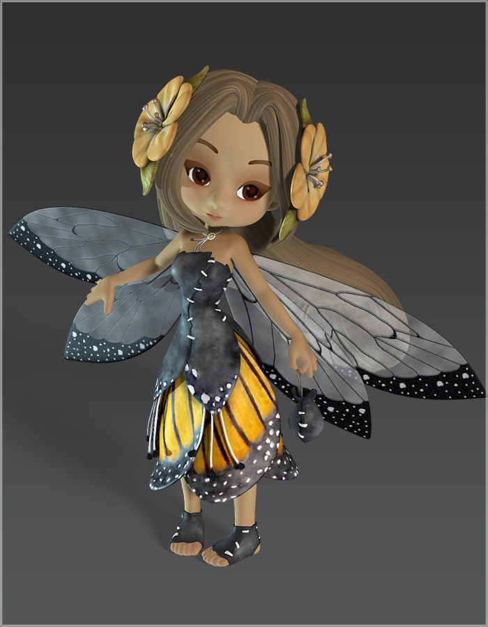 Blossoms and Bugs by: SarsaRuntimeDNA, 3D Models by Daz 3D