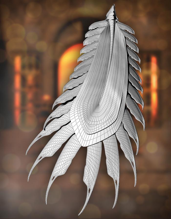 The Lilithai Strigoia Bundle, Volume 1 by: ArkiRuntimeDNASpiritfoxy, 3D Models by Daz 3D
