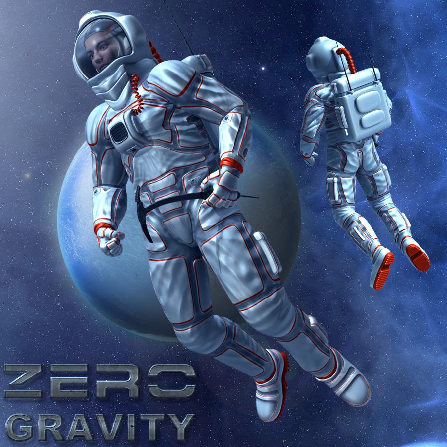 Zero-Gravity by: midnight_storiesRuntimeDNA, 3D Models by Daz 3D