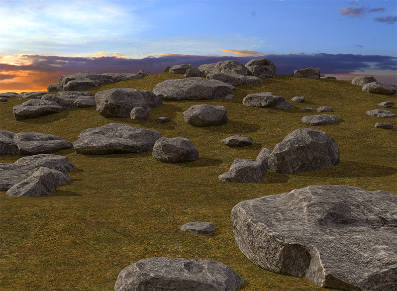 Rocks Volume 4 by: dgliddenRuntimeDNA, 3D Models by Daz 3D
