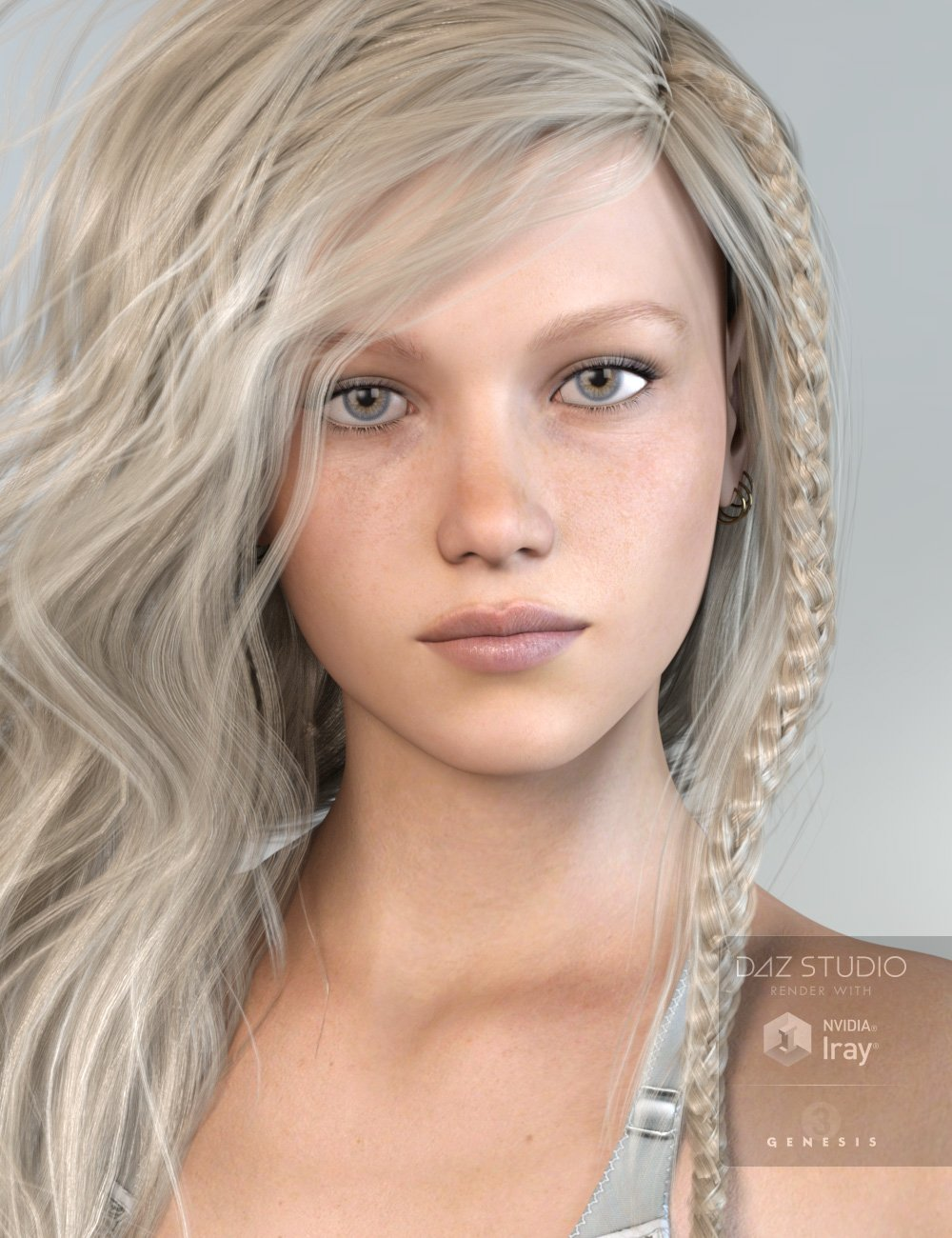 MRL Willow by: Mihrelle, 3D Models by Daz 3D