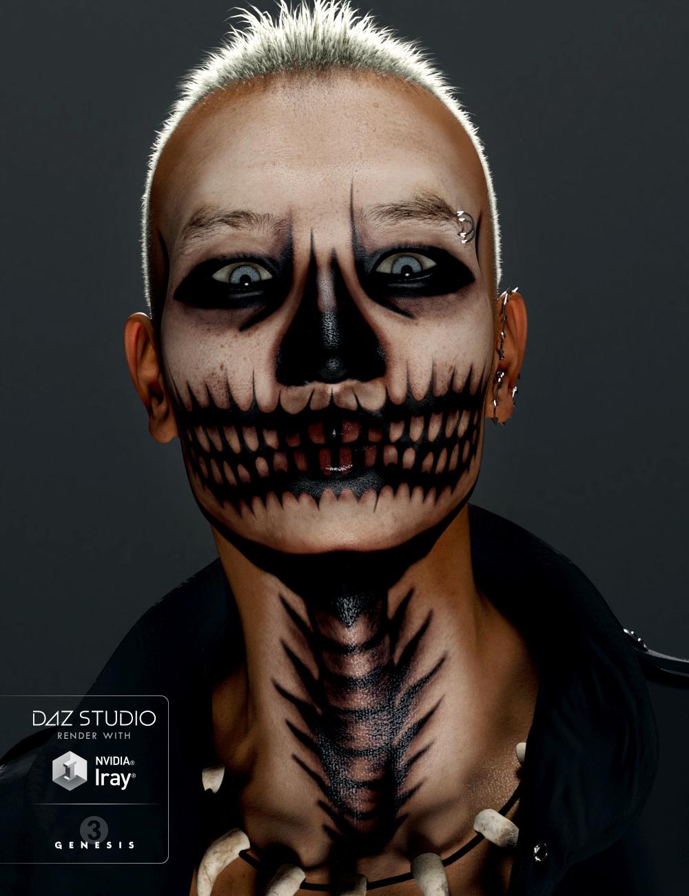 Jurou for Lee 7 by: Saiyaness, 3D Models by Daz 3D