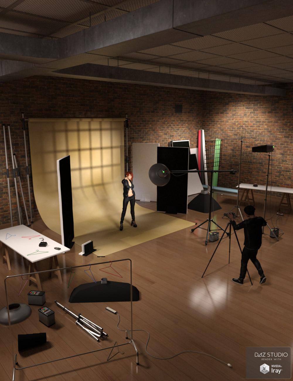 Fashion Studio by: maclean, 3D Models by Daz 3D
