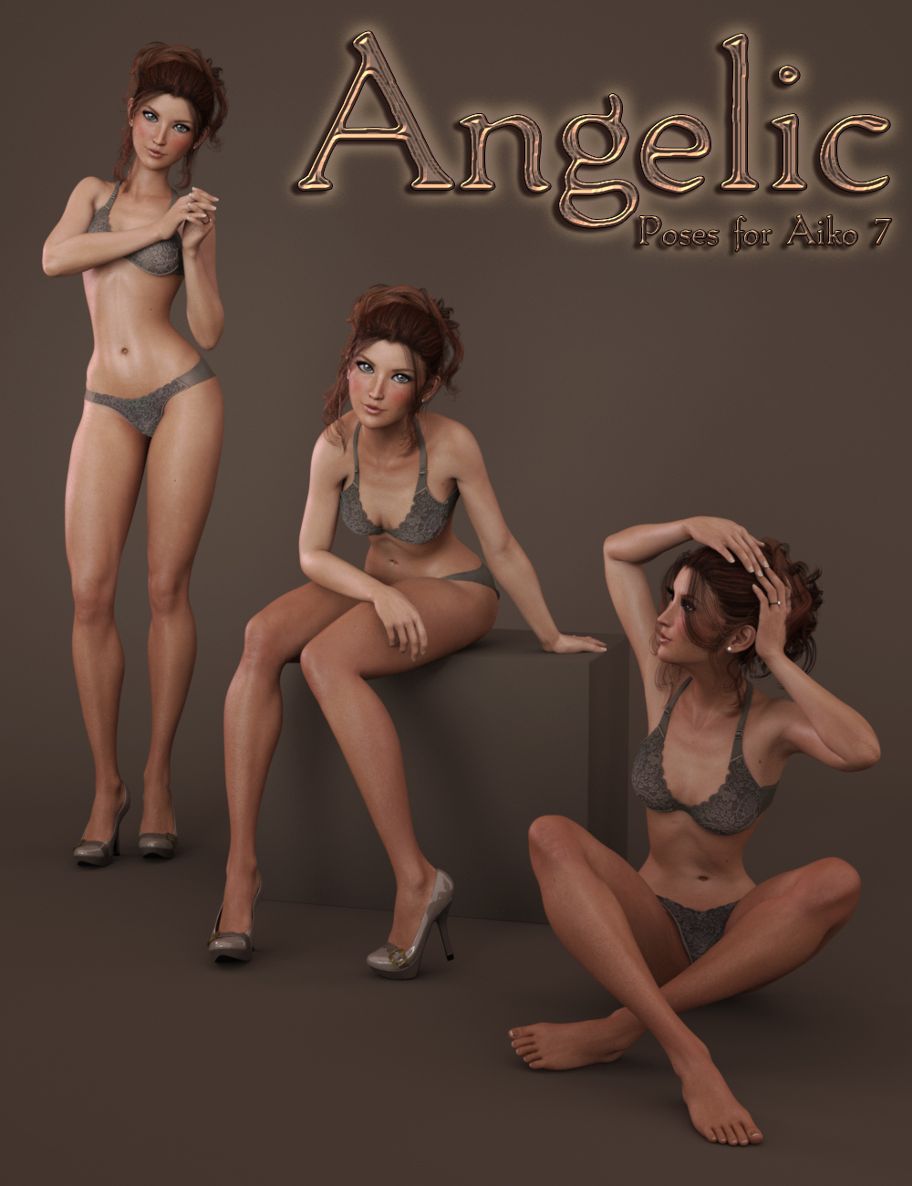 Angelic for Aiko 7 by: lunchlady, 3D Models by Daz 3D