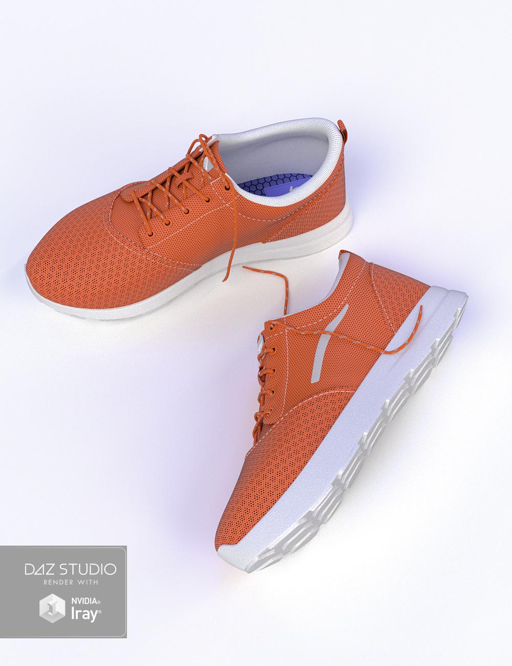 TreadZ Athletic Collection by: Daz Originalsthe3dwizard, 3D Models by Daz 3D