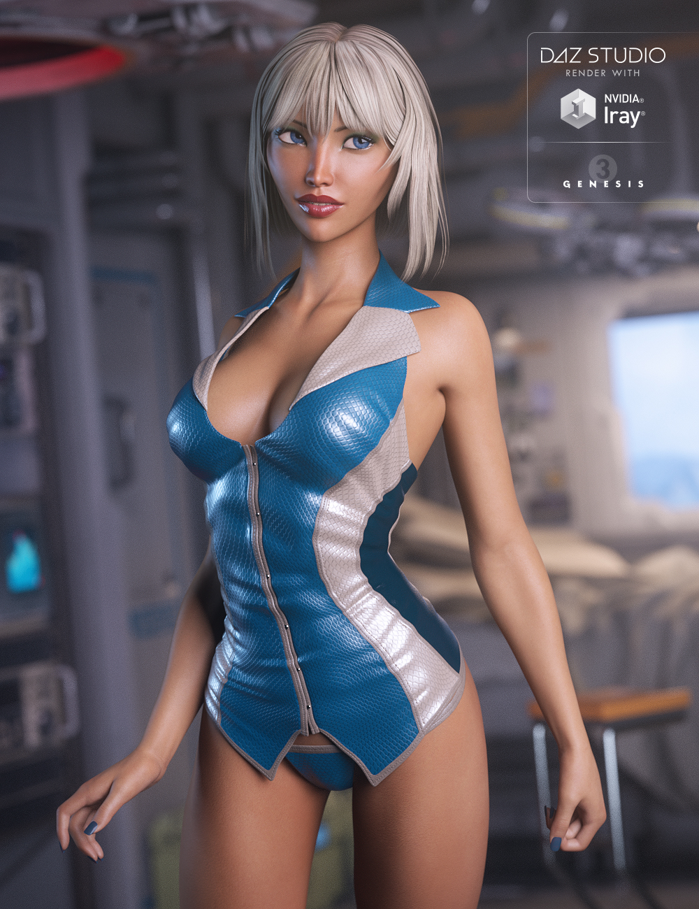 Ayumi for Aiko 7 by: 3DSublimeProductionsFred Winkler ArtSabby, 3D Models by Daz 3D