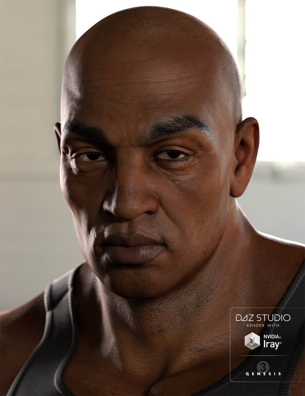 Raoul for Ivan 7 HD by: Saiyaness, 3D Models by Daz 3D
