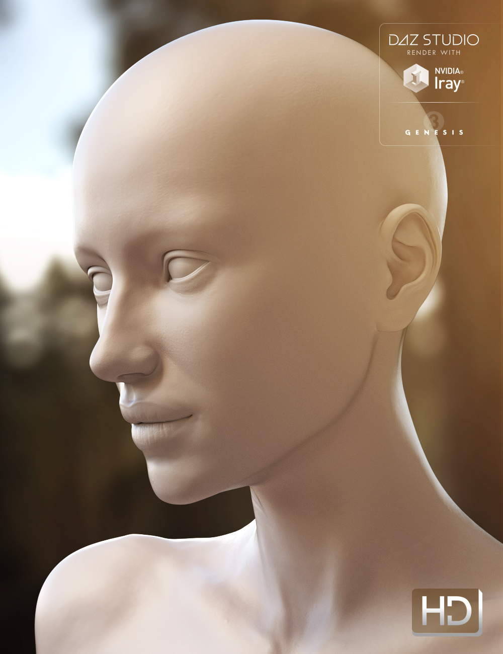 Lilith 7 HD Add-On by: , 3D Models by Daz 3D