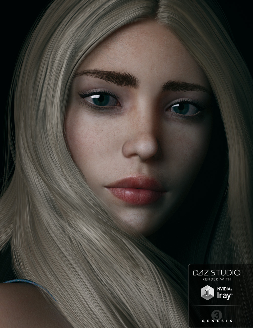 SC Alice for Genesis 3 Female by: Second-Circle, 3D Models by Daz 3D