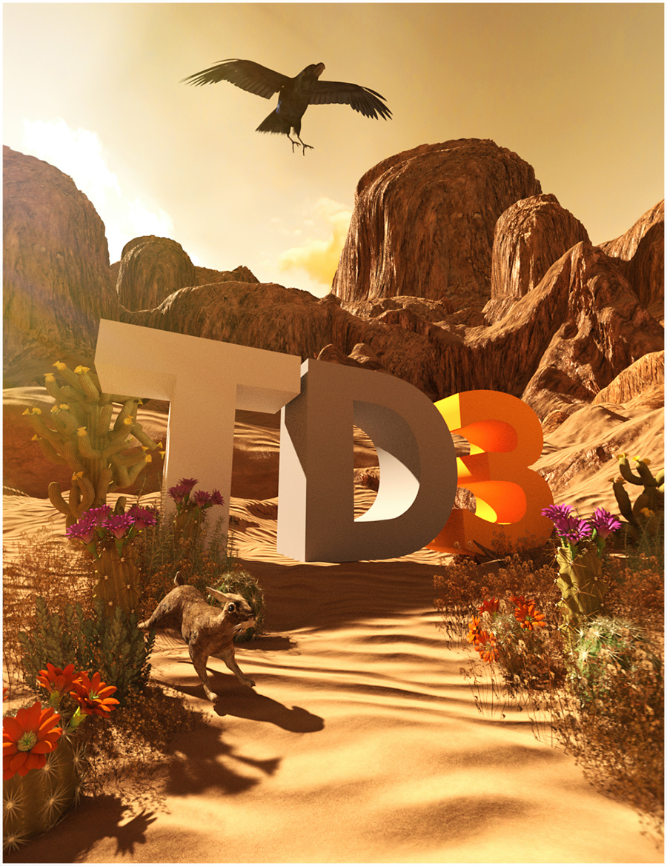 TerraDome 3 Iray by: TravelerColm Jackson, 3D Models by Daz 3D