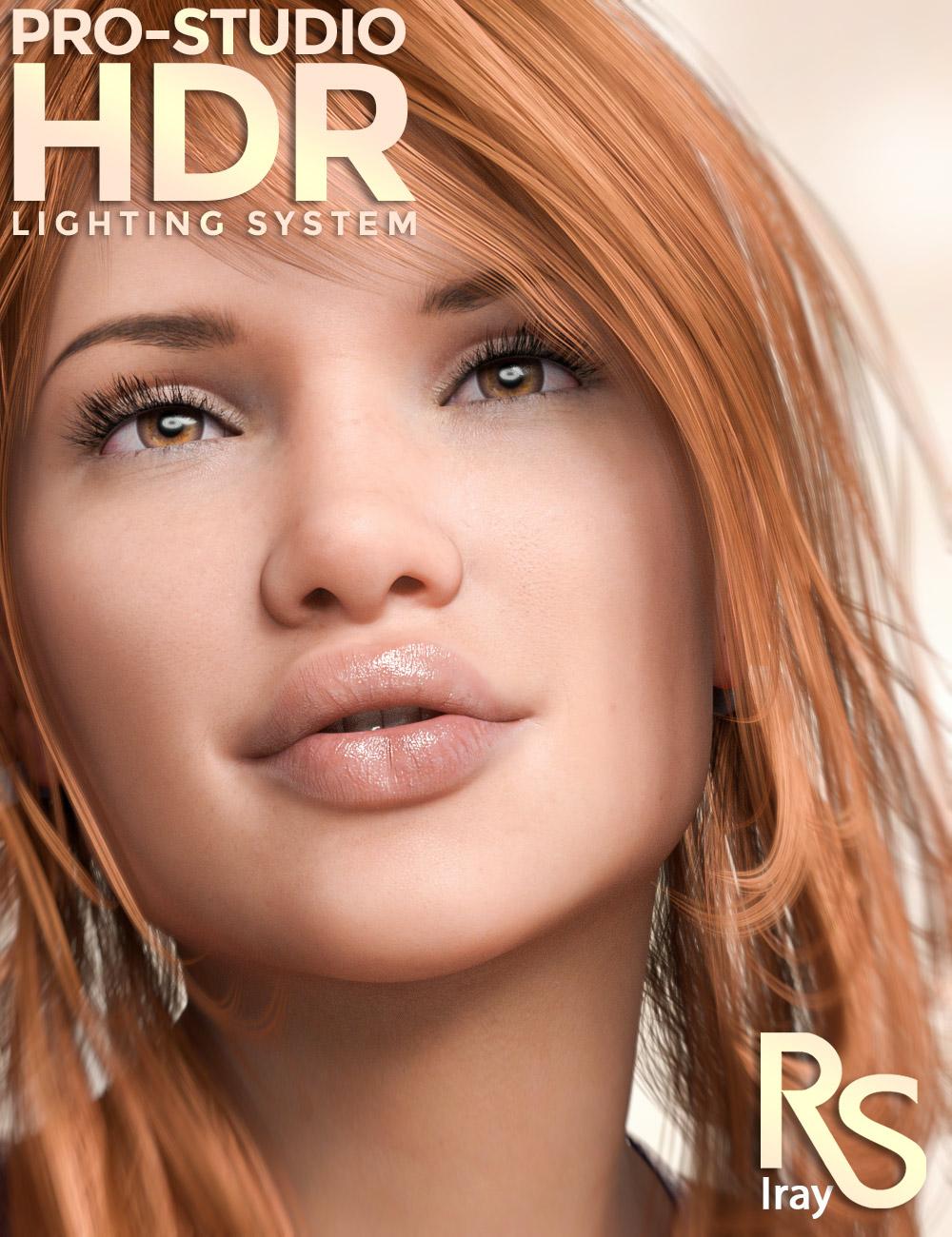 PRO-Studio HDR Lighting System by: Colm Jackson, 3D Models by Daz 3D
