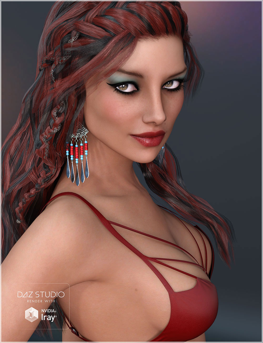 BD Esther for Victoria 7 HD by: Belladzines, 3D Models by Daz 3D