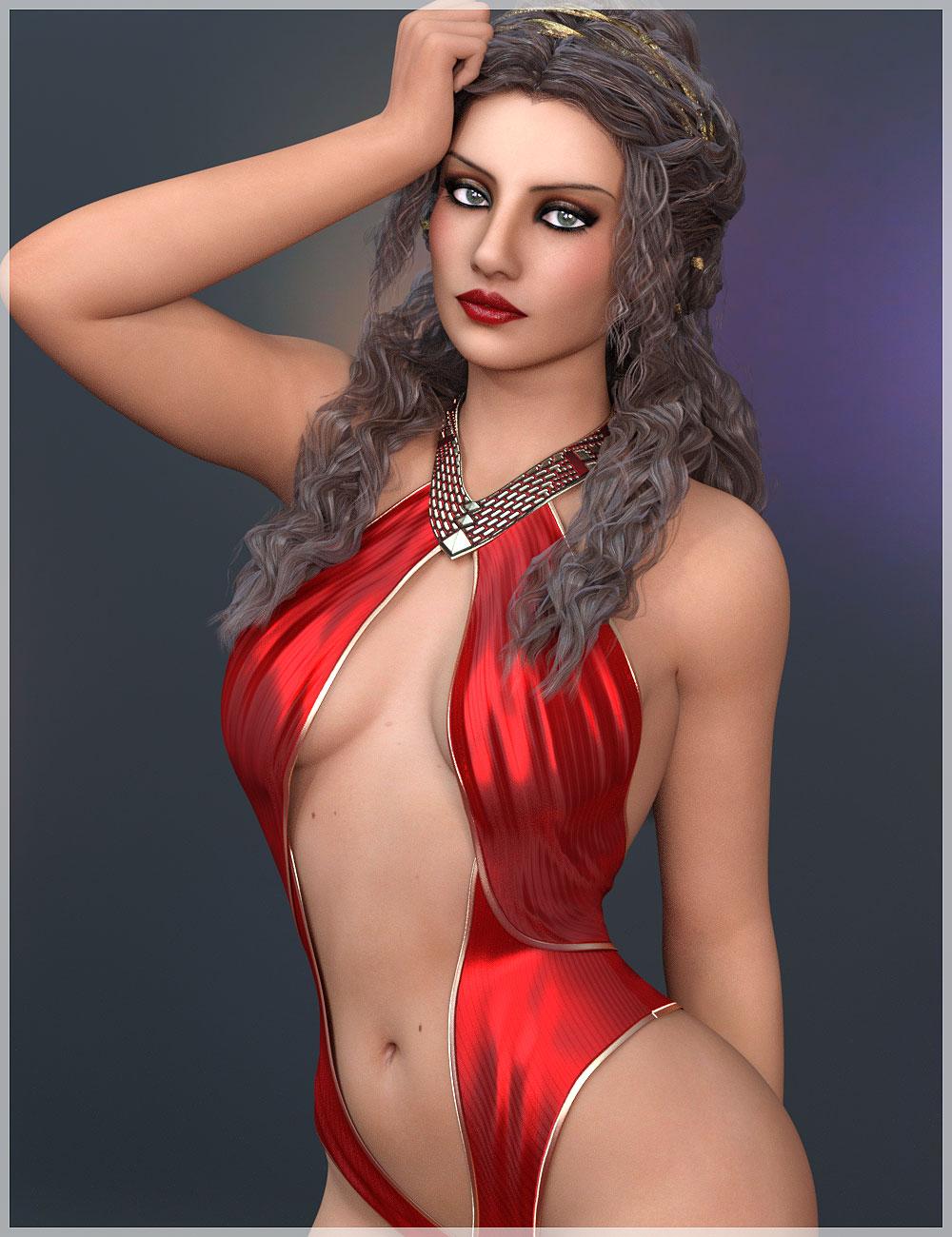OZBD Niesha for Victoria 7 by: BelladzinesOziChick, 3D Models by Daz 3D