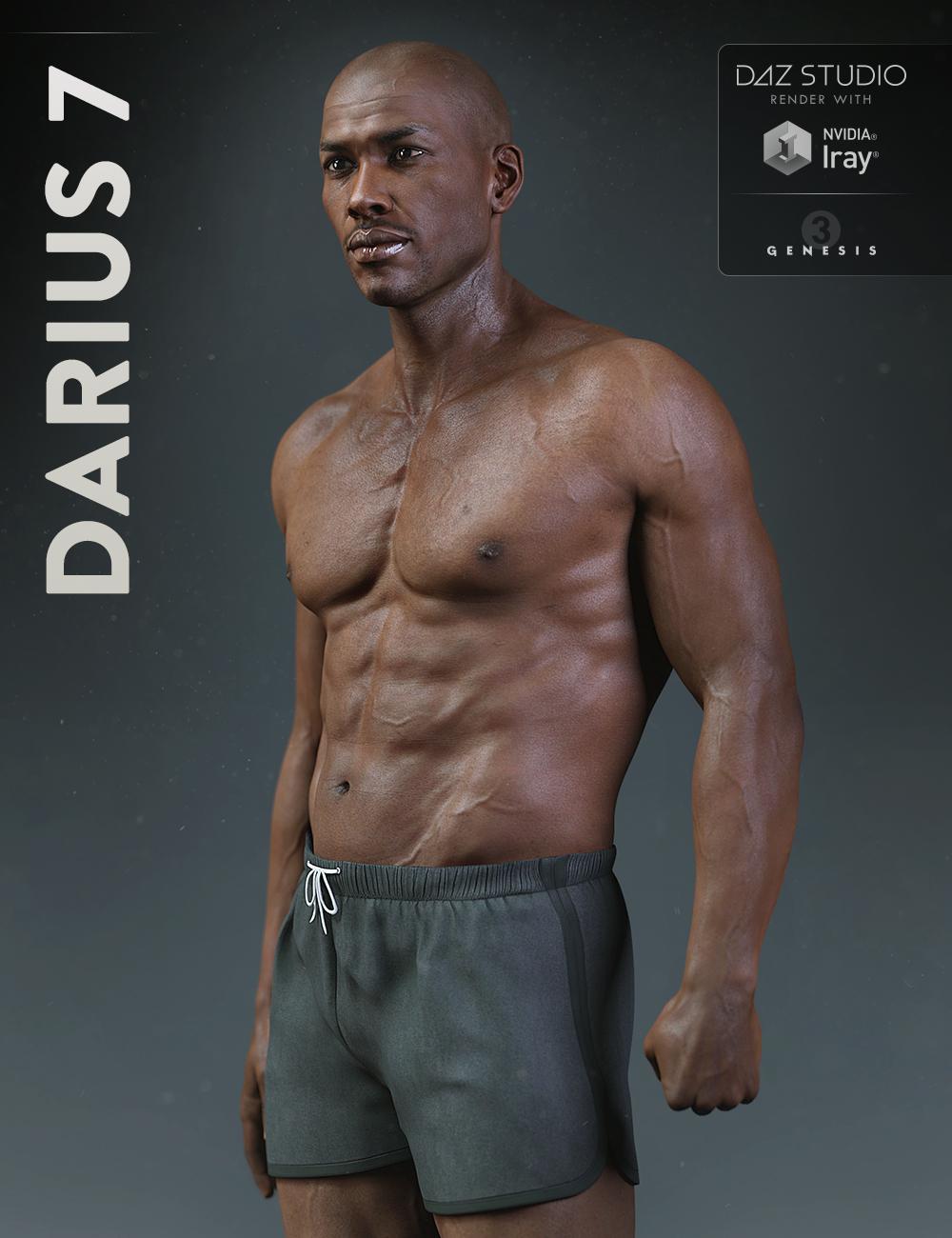 Darius 7 by: , 3D Models by Daz 3D