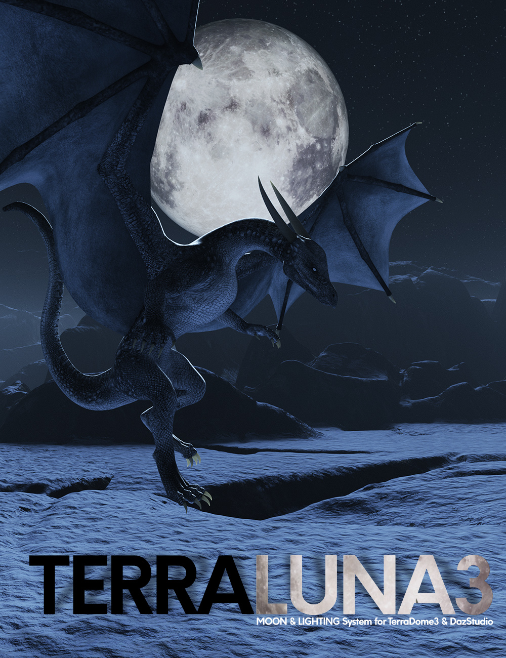 TerraLUNA 3 by: TravelerMortemVetus, 3D Models by Daz 3D