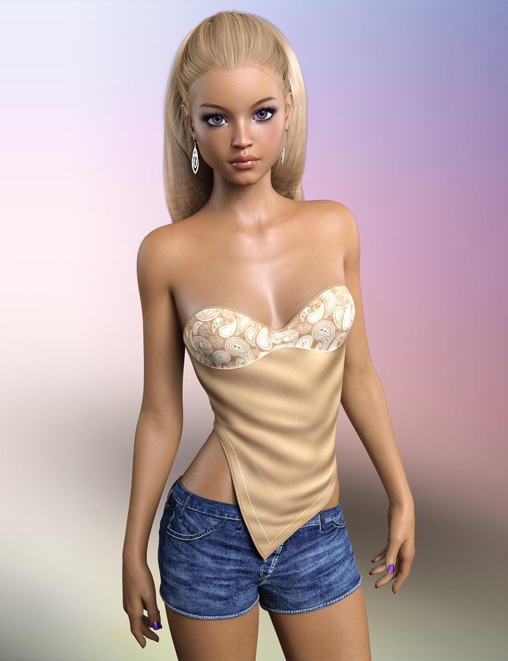 FWSA Sparkle for Mika 7 by: Fisty & DarcFred Winkler ArtSabby, 3D Models by Daz 3D