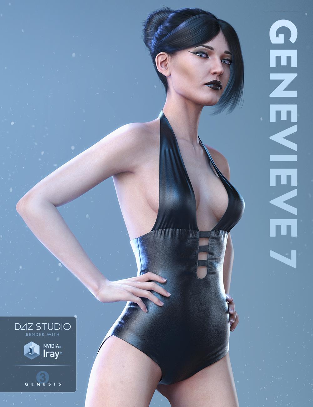 Genevieve 7 by: , 3D Models by Daz 3D