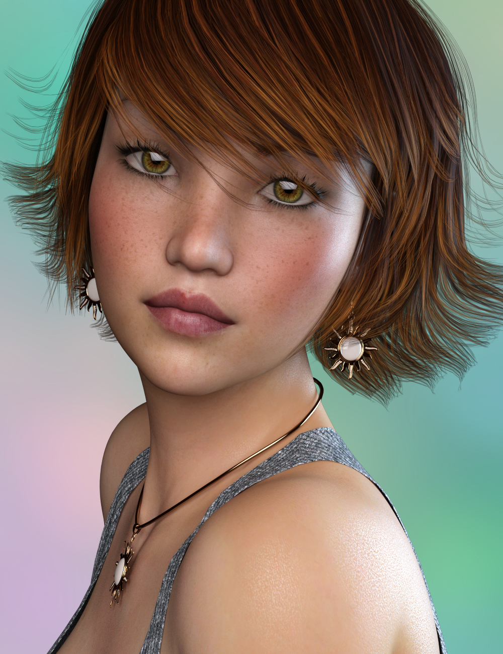P3D May by: P3Design, 3D Models by Daz 3D