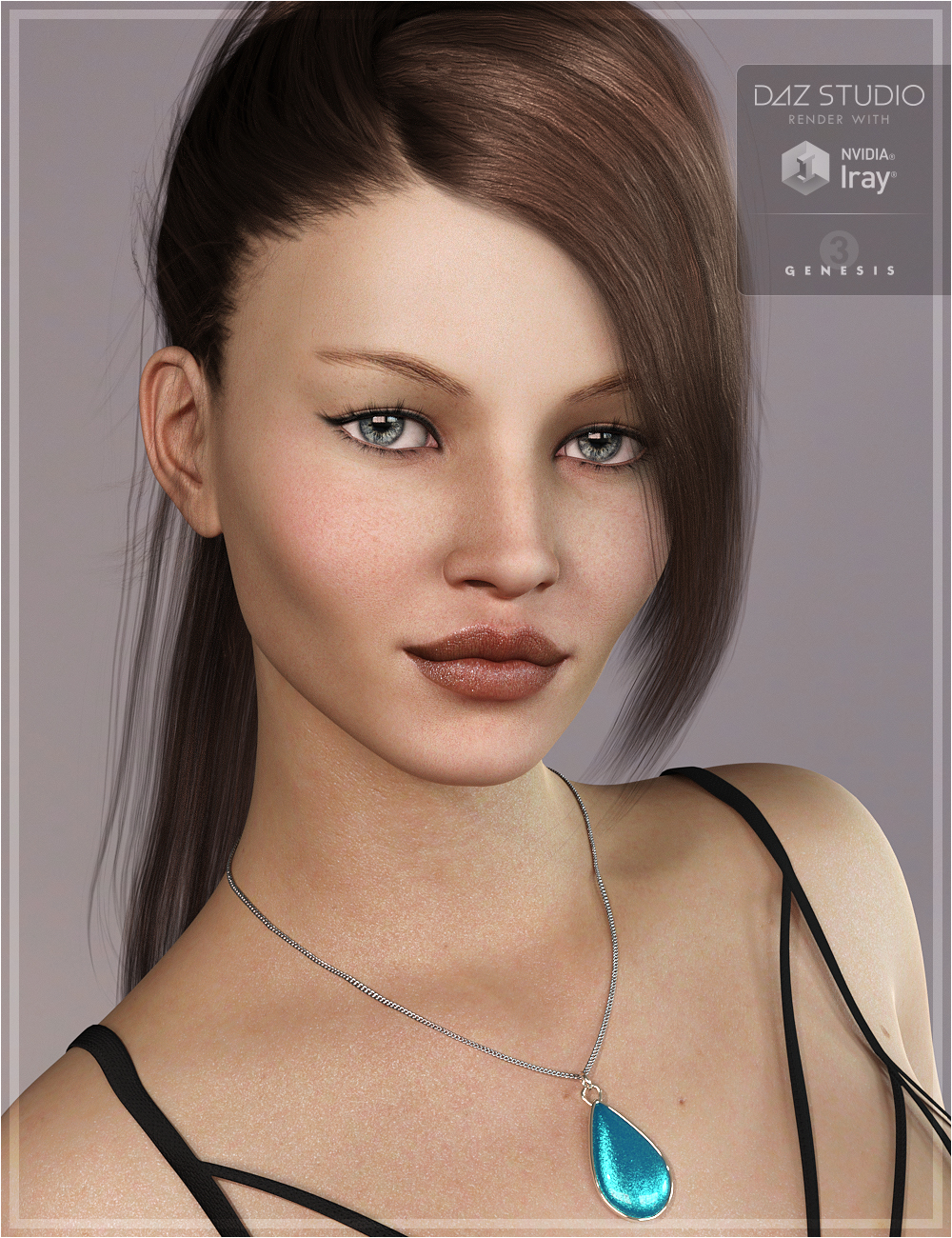 Rane for Genesis 3 Female(s) by: OziChick, 3D Models by Daz 3D