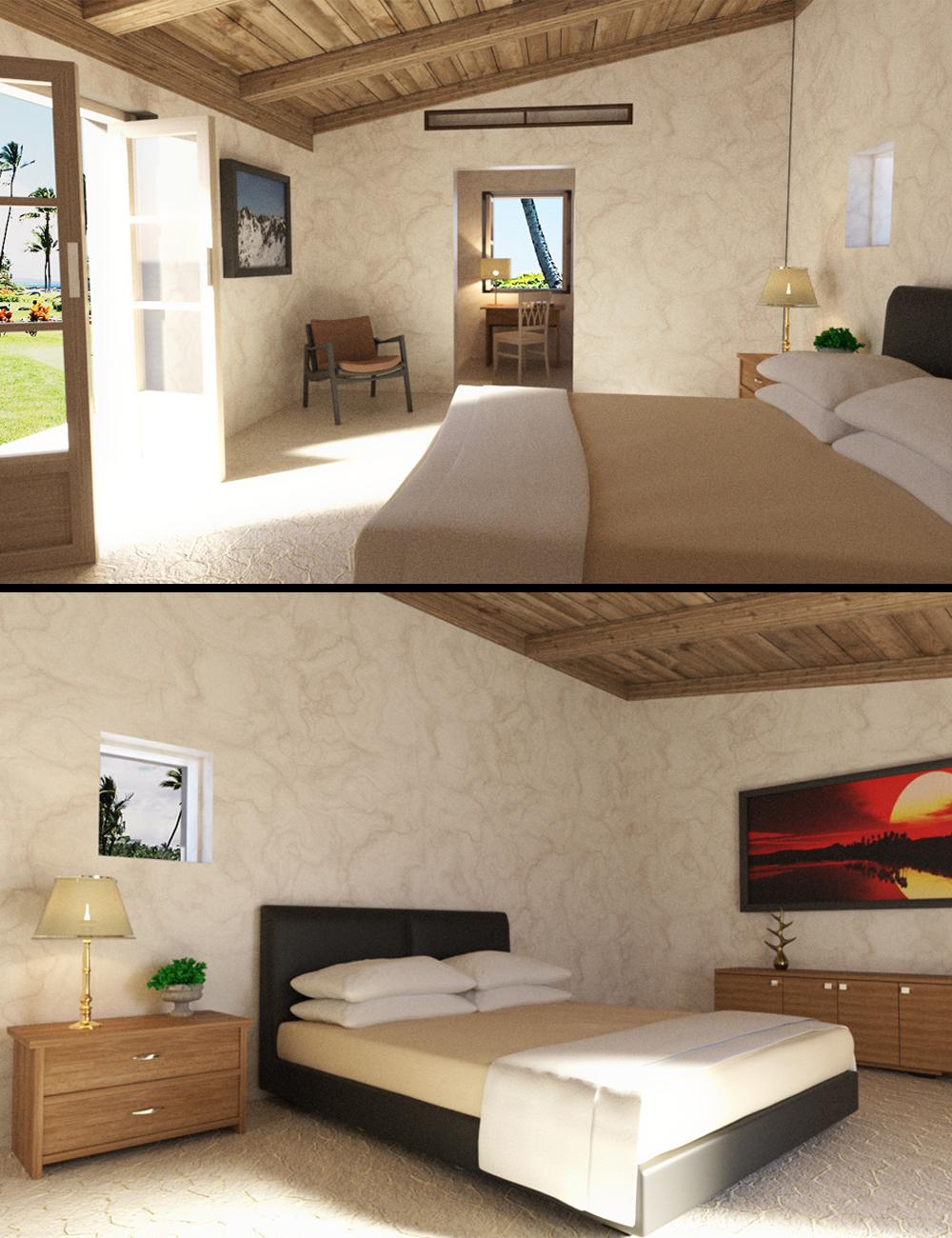 Island Room by: Tesla3dCorp, 3D Models by Daz 3D