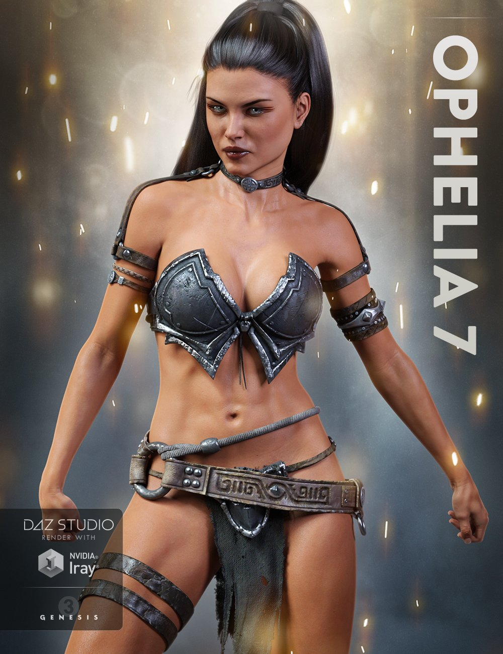 Ophelia 7 by: , 3D Models by Daz 3D