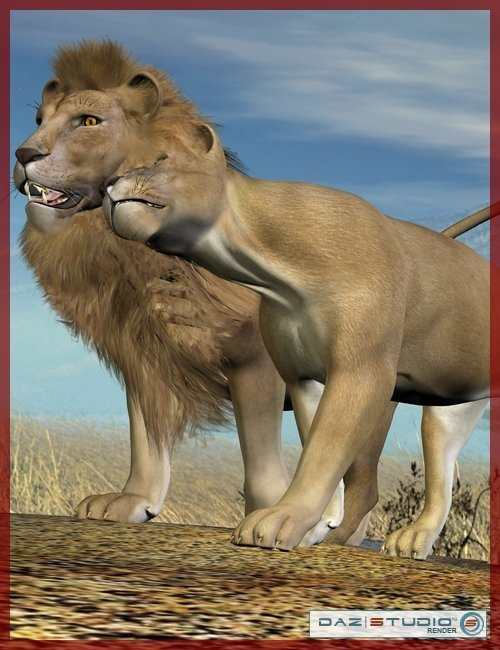 Millennium Big Cat LE by: , 3D Models by Daz 3D