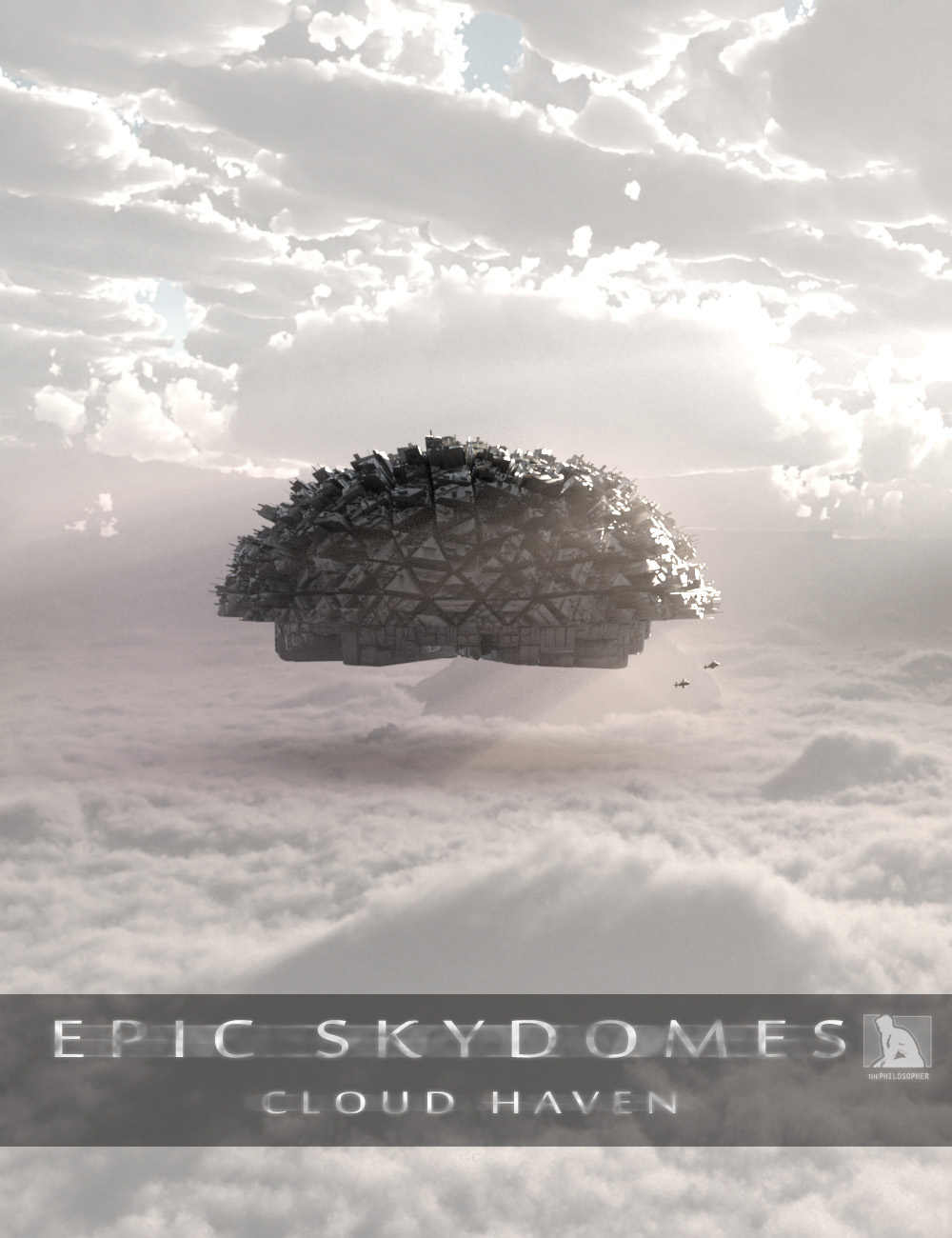 Epic Skydomes: Cloud Haven HDRI by: ThePhilosopher, 3D Models by Daz 3D