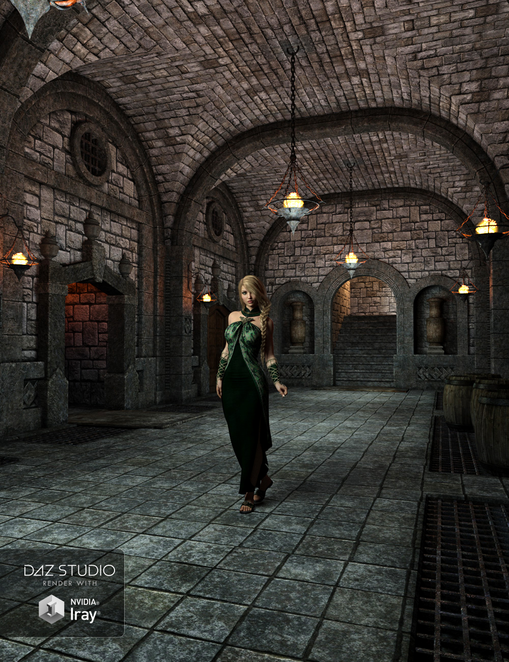DM's Occultum by: Daniemarforno, 3D Models by Daz 3D