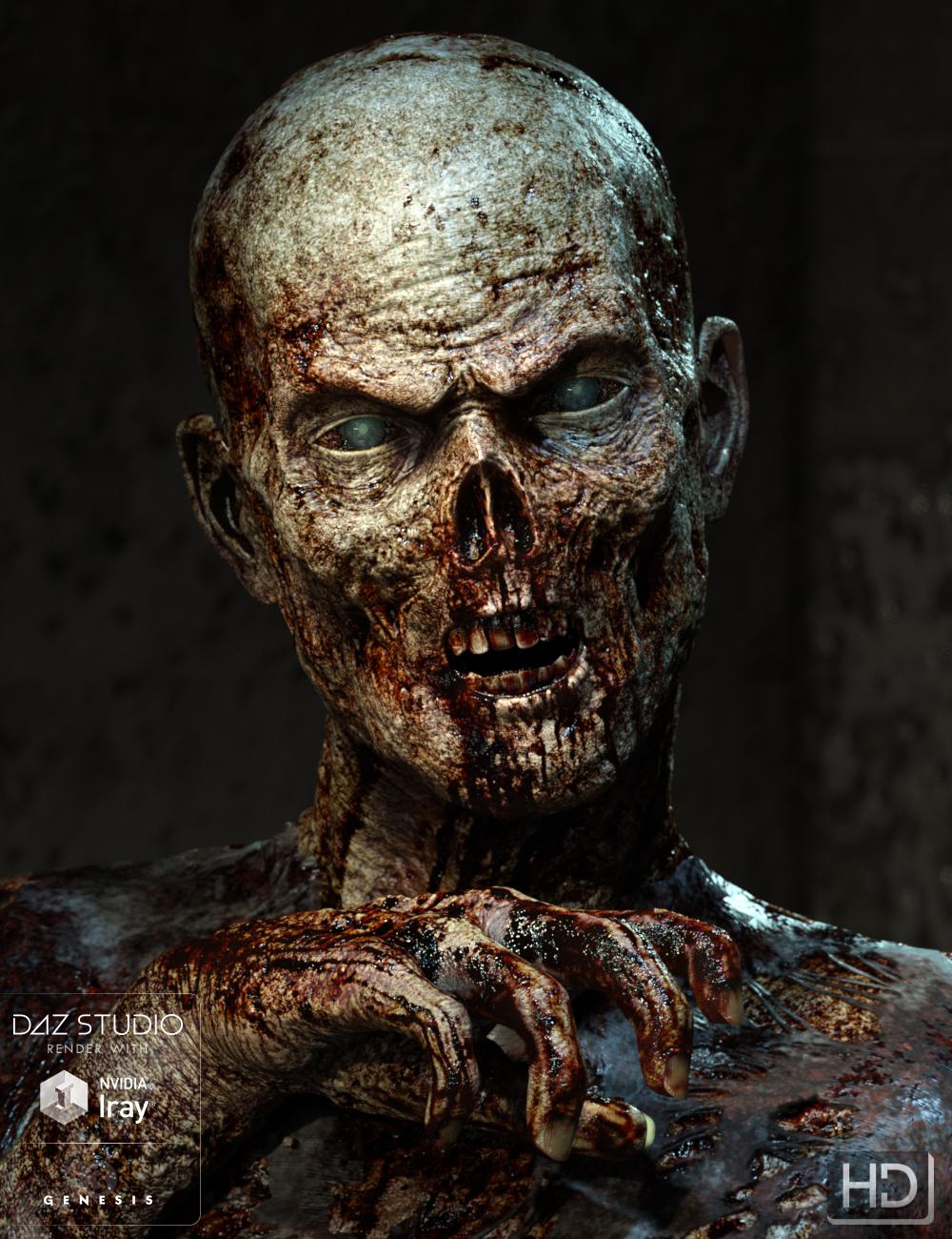 Grave Walker by: Groovy Patrol, 3D Models by Daz 3D