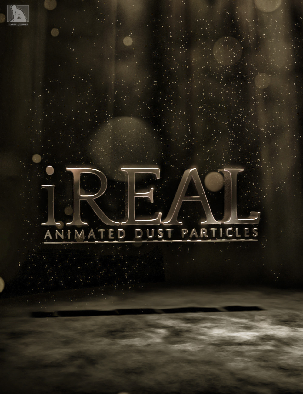 iREAL Animated Dust Particles & Bokeh by: ThePhilosopher, 3D Models by Daz 3D