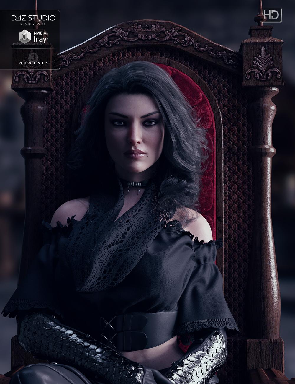 Jenn HD for Victoria 7 by: Kayleyss, 3D Models by Daz 3D