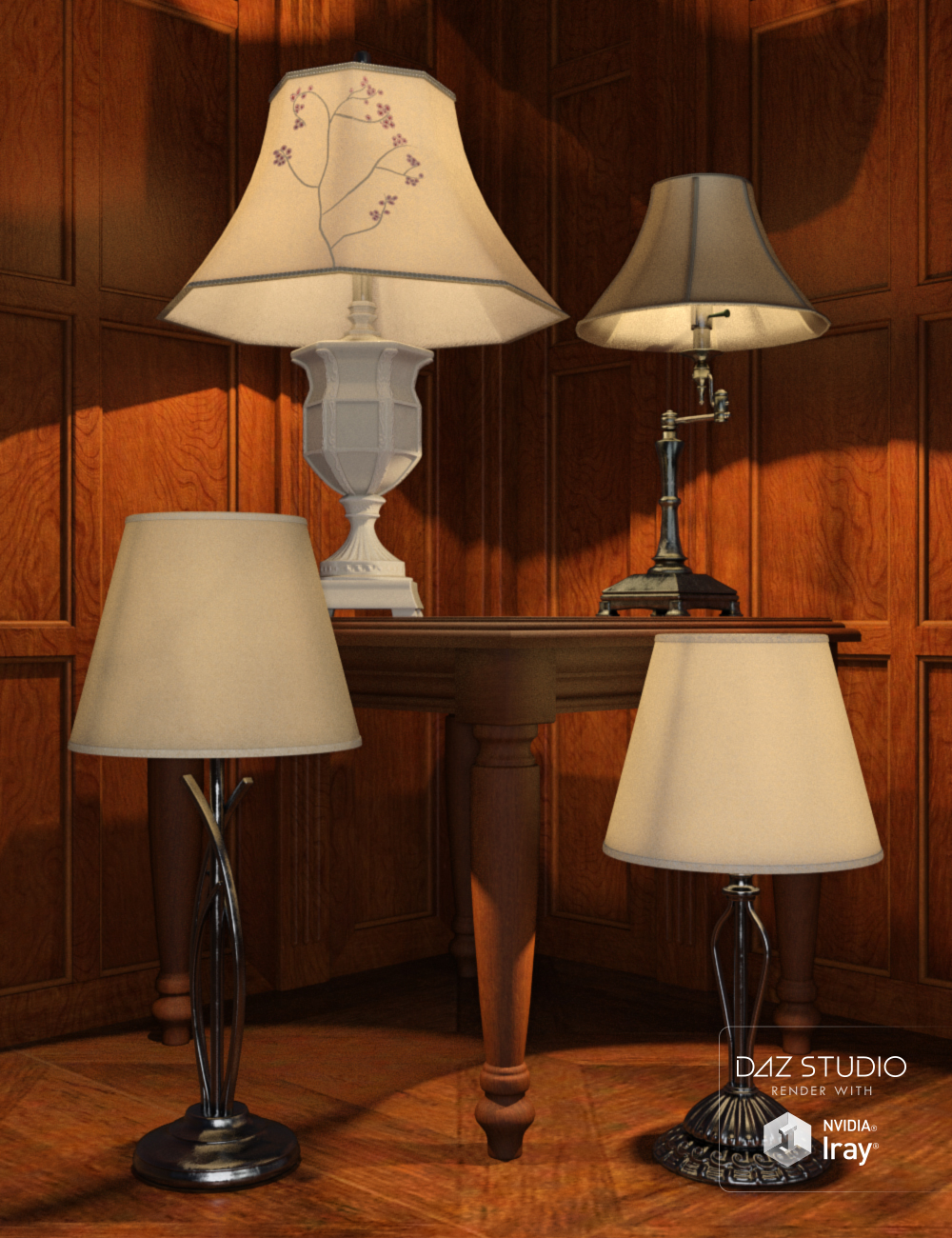 Light It Up by: ARTCollab, 3D Models by Daz 3D