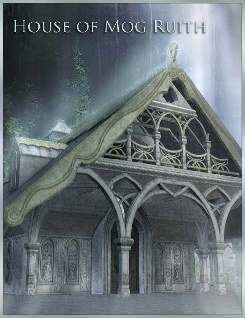 House of Mog Ruith by: , 3D Models by Daz 3D
