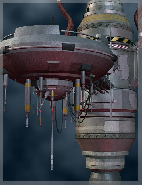 The Core by: , 3D Models by Daz 3D