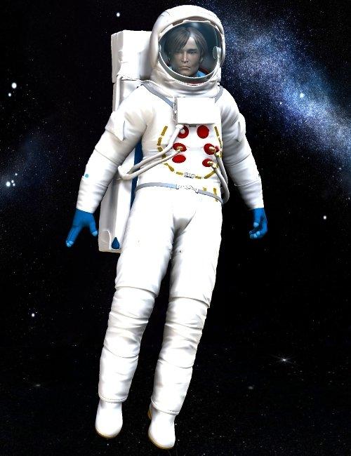 M3 Space Suit by: royloo, 3D Models by Daz 3D