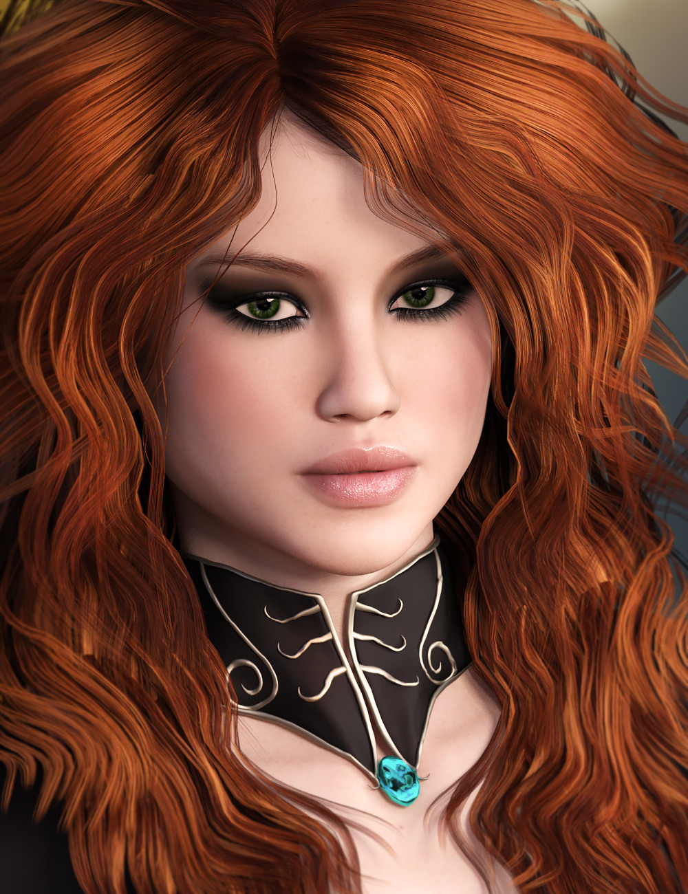 Emma Claire for Ophelia 7 & Genesis 3 Female by: 3DSublimeProductions, 3D Models by Daz 3D