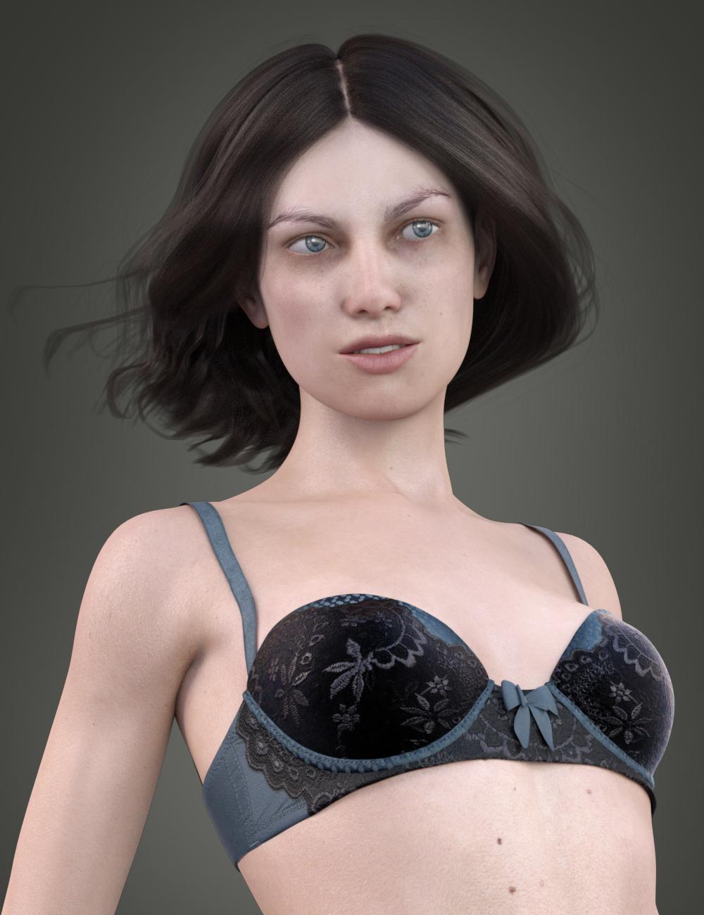 Lola for Genesis 3 Female by: Deepsea, 3D Models by Daz 3D