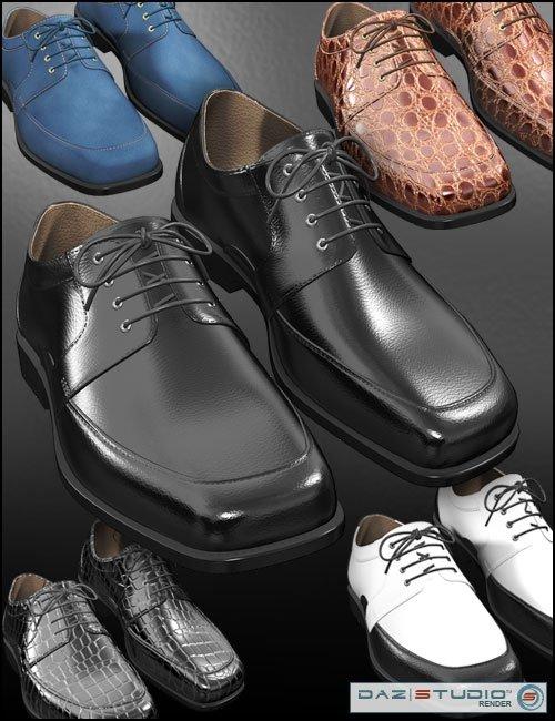 DAZ Dress Shoe by: idler168, 3D Models by Daz 3D