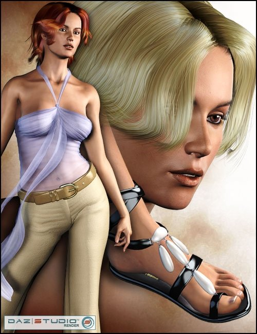 Sheer and Sexy Bundle for V3 by: Neftis3DJim BurtonLourdes, 3D Models by Daz 3D