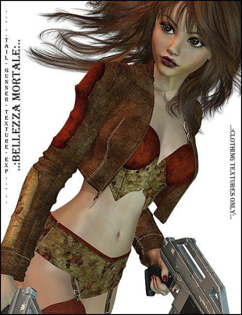 Bellezza Mortale by: Sarsa, 3D Models by Daz 3D