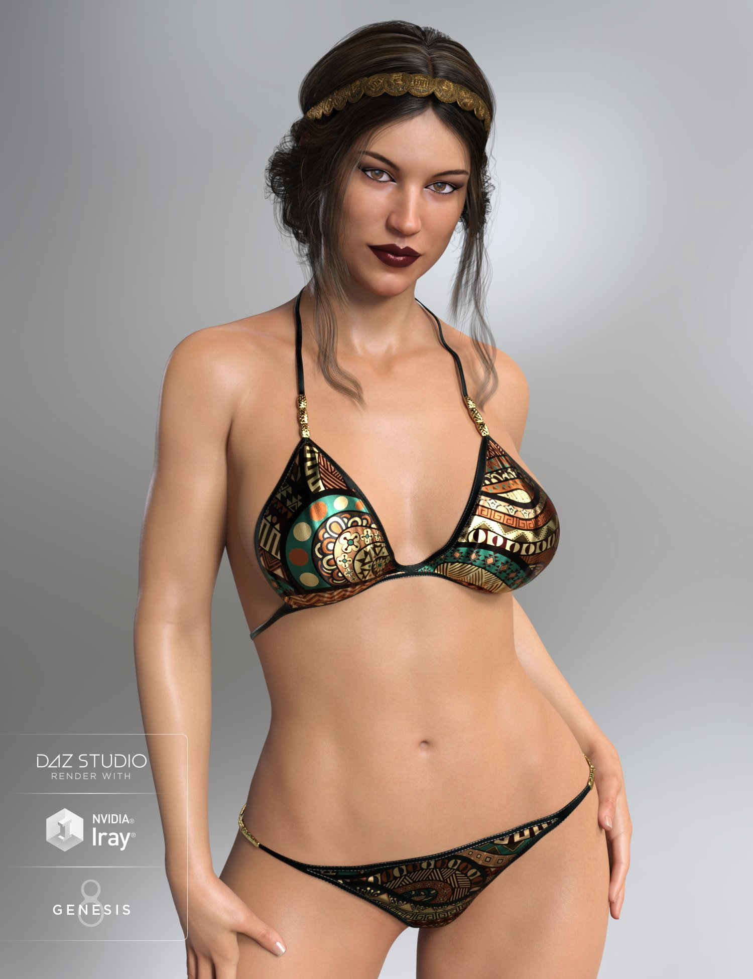 Olympia 8 by: , 3D Models by Daz 3D