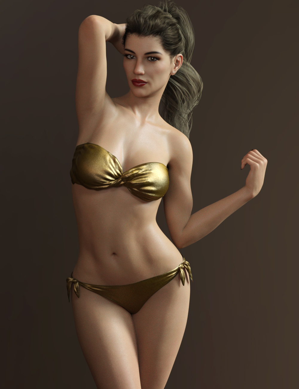 FW Rebekah HD for Victoria 8 by: Fred Winkler Art, 3D Models by Daz 3D
