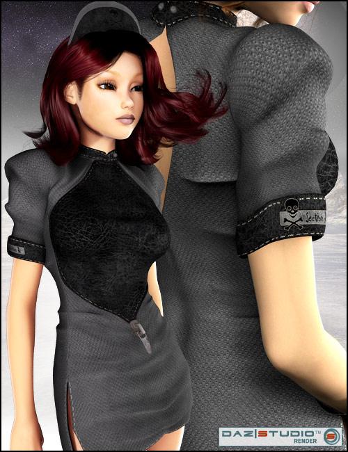 A3 Nurse by: Barbara BrundonSarsa, 3D Models by Daz 3D