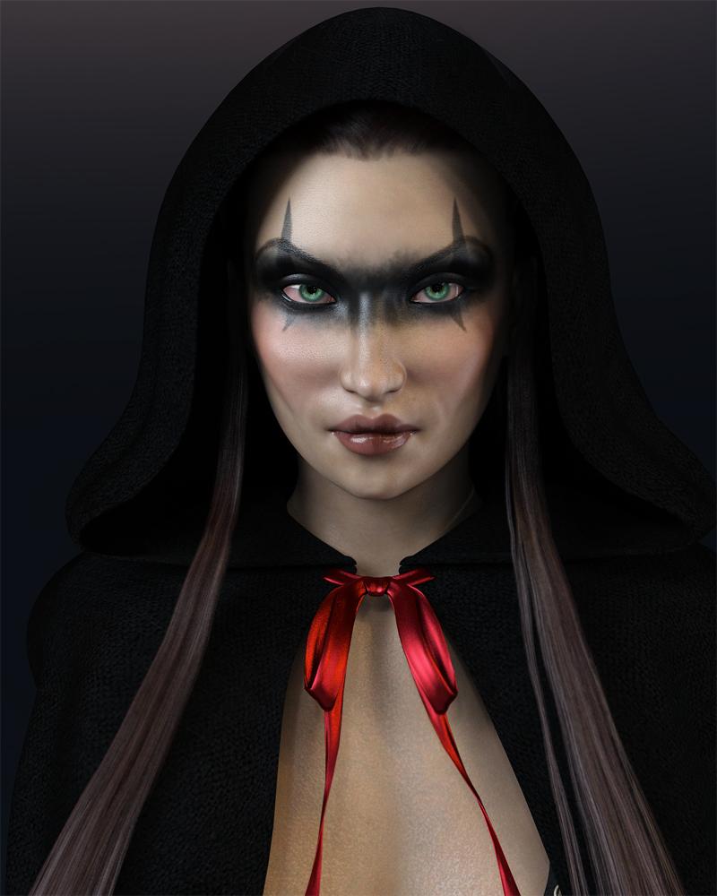 Nyx for Genesis 8 Female by: TwiztedMetal, 3D Models by Daz 3D
