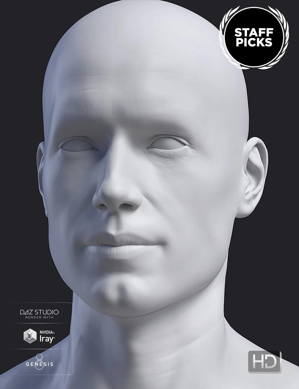 Michael 8 HD Add-On by: , 3D Models by Daz 3D