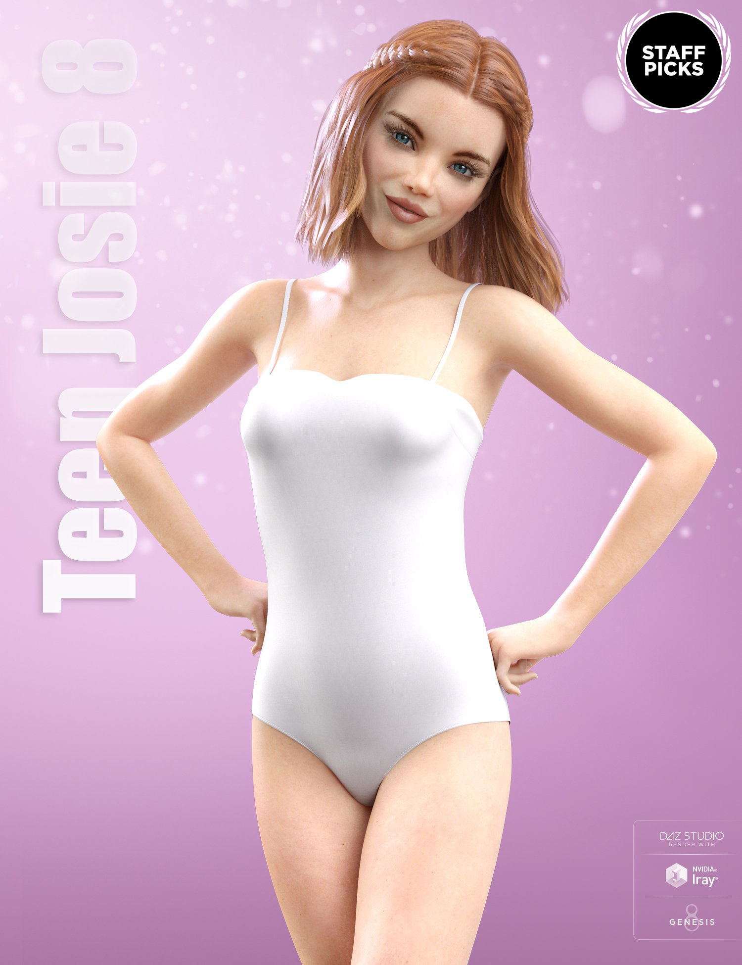 Teen Josie 8 by: , 3D Models by Daz 3D