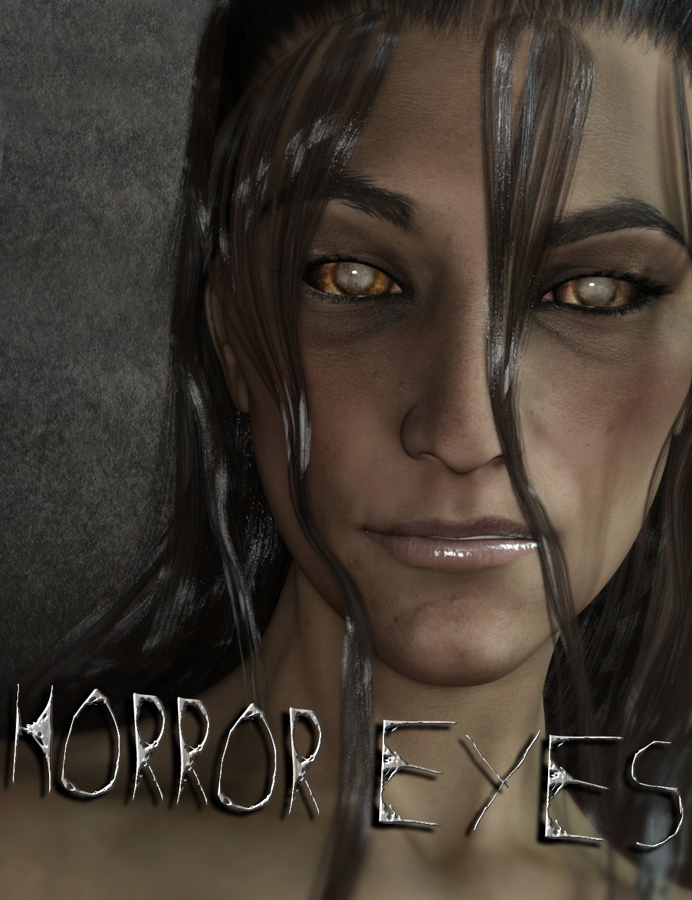 Horror Eyes for Genesis 8 Male and Female by: SR3, 3D Models by Daz 3D