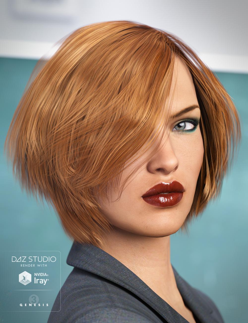 Pixie Bob for Genesis 3 Female(s) by: goldtassel, 3D Models by Daz 3D
