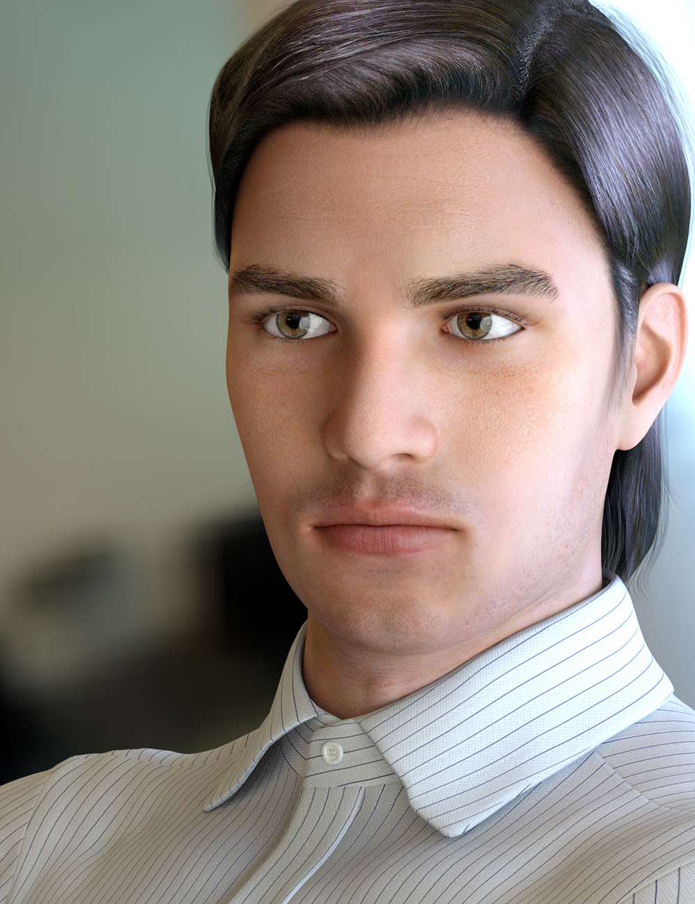 Marcelo for Genesis 8 Male by: Virtual_World, 3D Models by Daz 3D