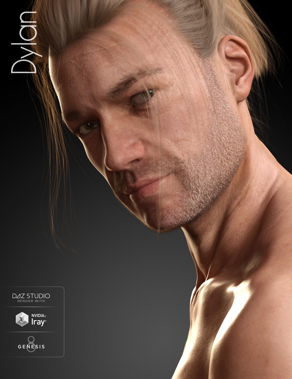 Dylan for Michael 8 by: Raiya, 3D Models by Daz 3D